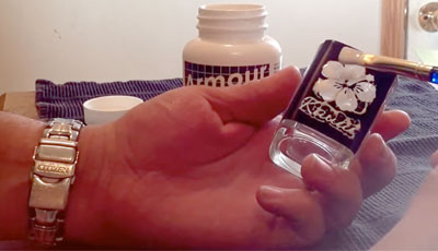 How to Use Glass Etching Cream